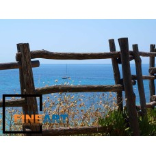 Sailing Wooden Railing Sani